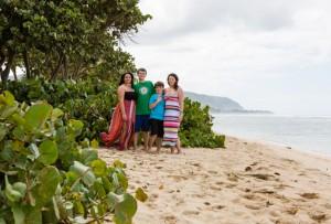 Famille | Jessica, Cara, Elijah & Zane