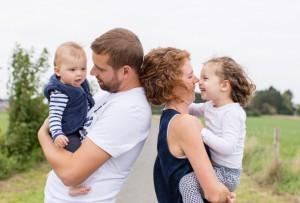Famille | Alice, Julien, Elsa & Lily