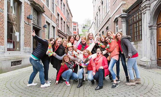 EVJF | Florence et les copines