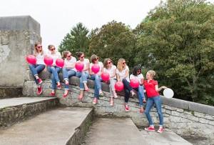 EVJF | Aude et les copines