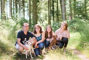 Famille | Françoise, Michaël, Pauline & Clara