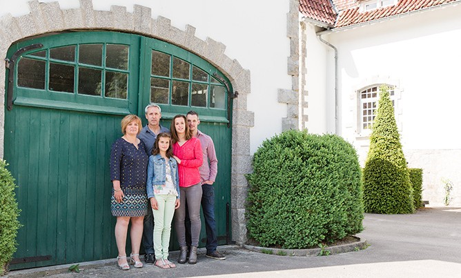 Famille | Cath, Max, Kevin, Morgane & Laetitia