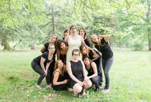EVJF | Malory et les copines